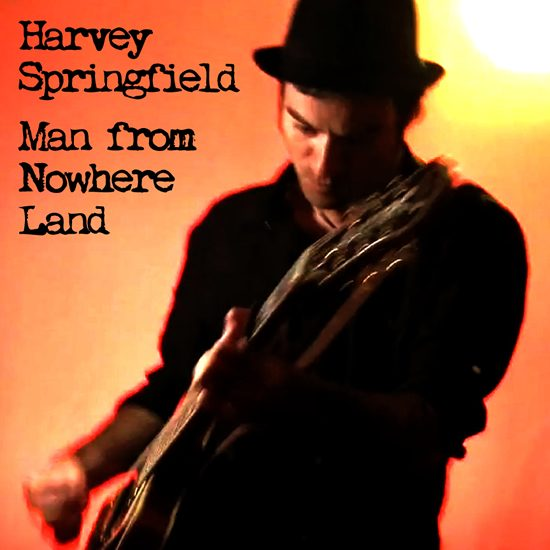 Man from Nowhere Land, album cover